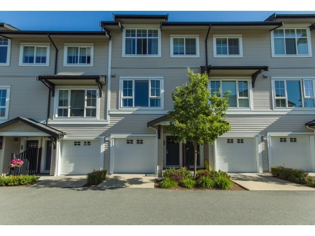 "Main Photo: 215 2450 161A Street in Surrey: Grandview Surrey Townhouse for sale in ""Glenmore"" (South Surrey White Rock)  : MLS®# R2069074"