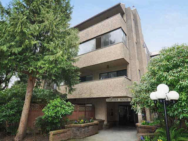 Main Photo: 303 8775 CARTIER STREET in : Marpole Condo for sale : MLS®# V940557