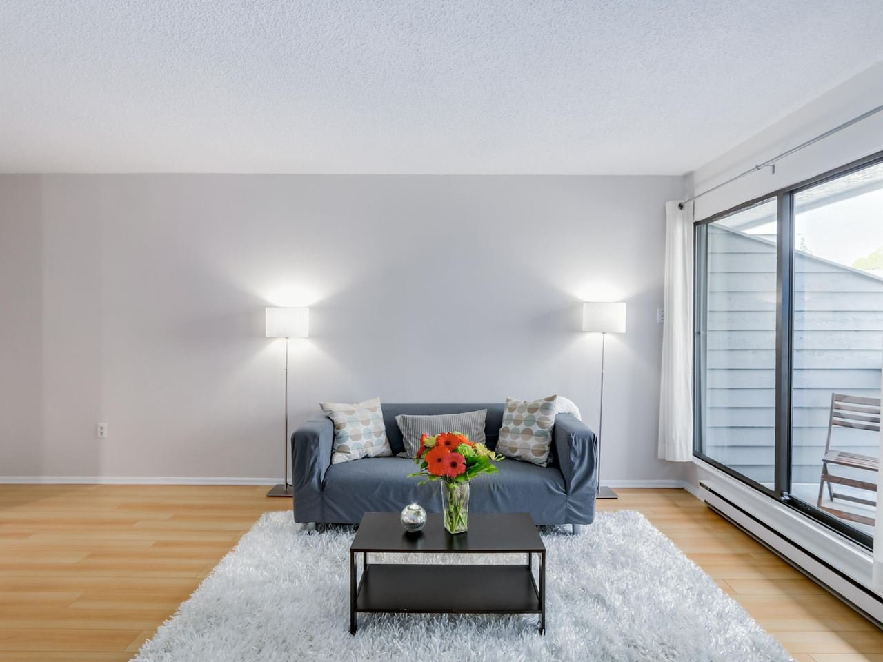"""Photo 6: Photos: 207 1545 E 2ND Avenue in Vancouver: Grandview VE Condo for sale in """"TALISHAN WOODS"""" (Vancouver East)  : MLS®# R2086466"""