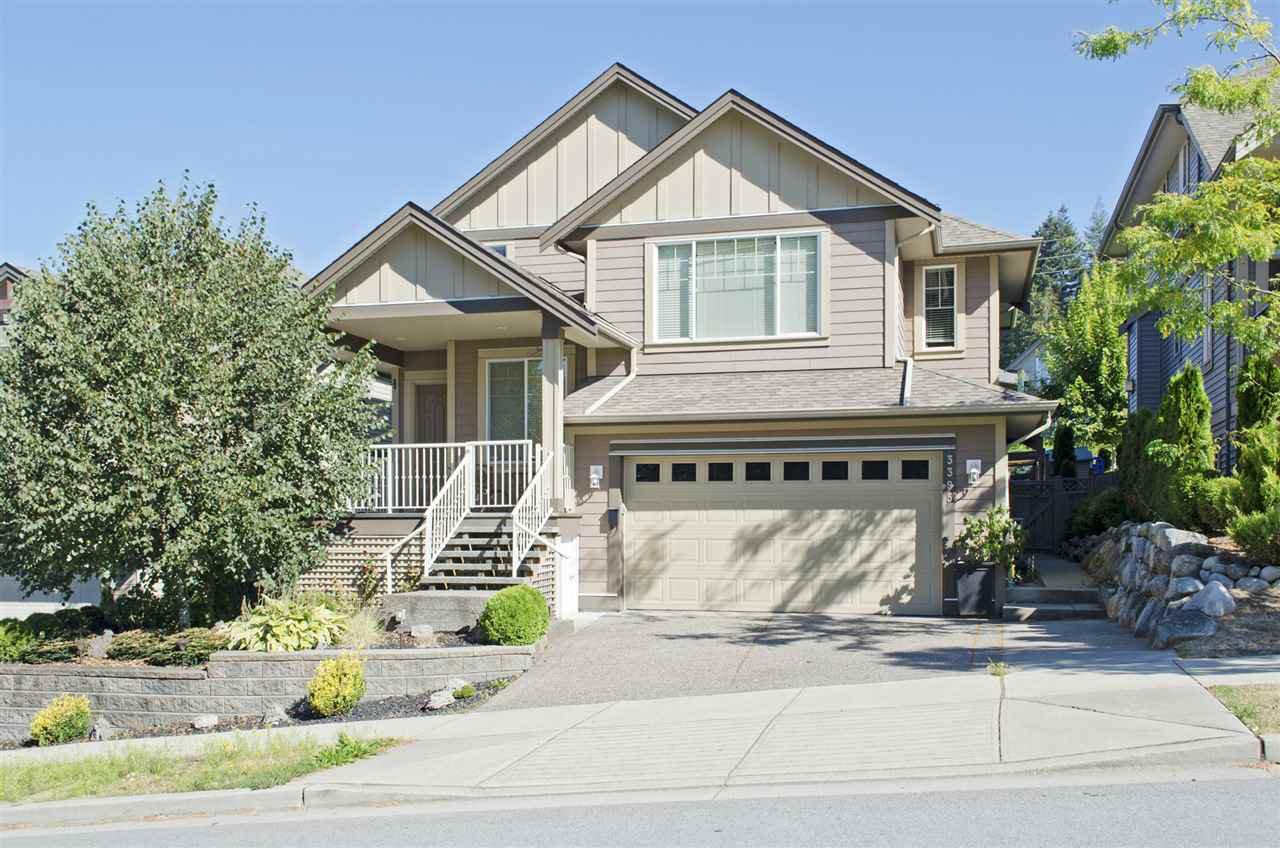 "Main Photo: 3395 GISLASON Avenue in Coquitlam: Burke Mountain House for sale in ""BURKE MOUNTAIN"" : MLS®# R2101754"