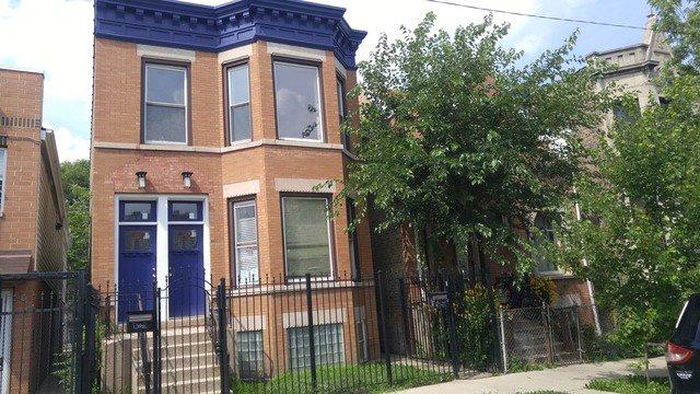 Main Photo: 3254 HIRSCH Street in CHICAGO: CHI - Humboldt Park Rentals for rent ()  : MLS®# MRD09381714