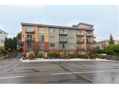Main Photo: 205 356 E Gorge Rd in VICTORIA: Vi Burnside Condo Apartment for sale (Victoria)  : MLS®# 747914