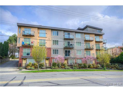 Main Photo: 407 356 E Gorge Road in VICTORIA: Vi Burnside Condo Apartment for sale (Victoria)  : MLS®# 375437