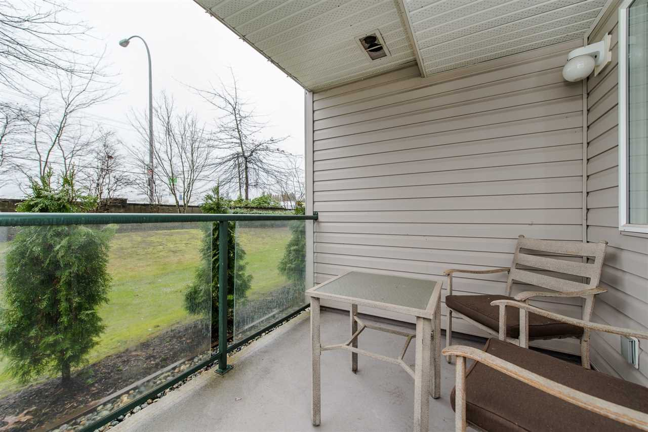 "Photo 18: Photos: 110 33738 KING Road in Abbotsford: Poplar Condo for sale in ""College Park"" : MLS®# R2149689"