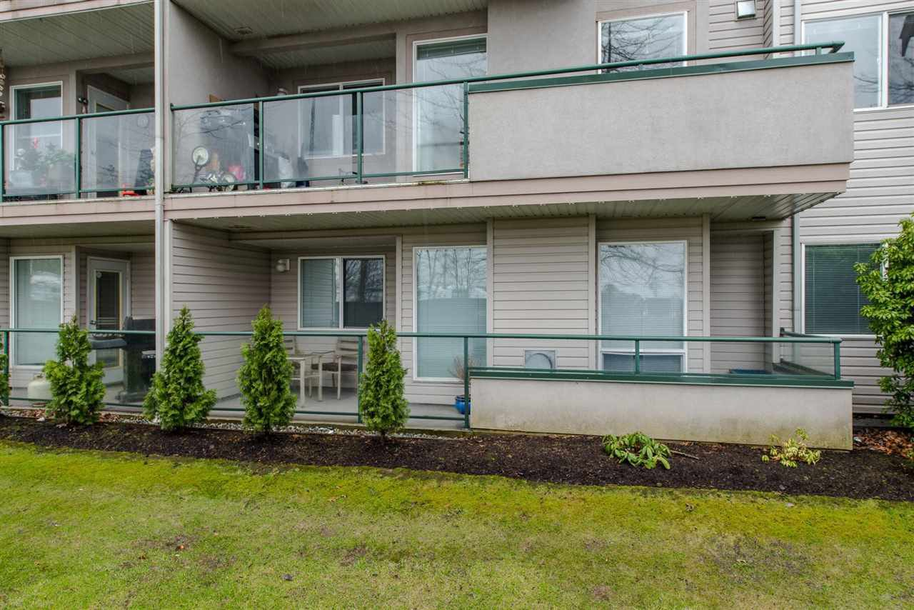"Photo 20: Photos: 110 33738 KING Road in Abbotsford: Poplar Condo for sale in ""College Park"" : MLS®# R2149689"