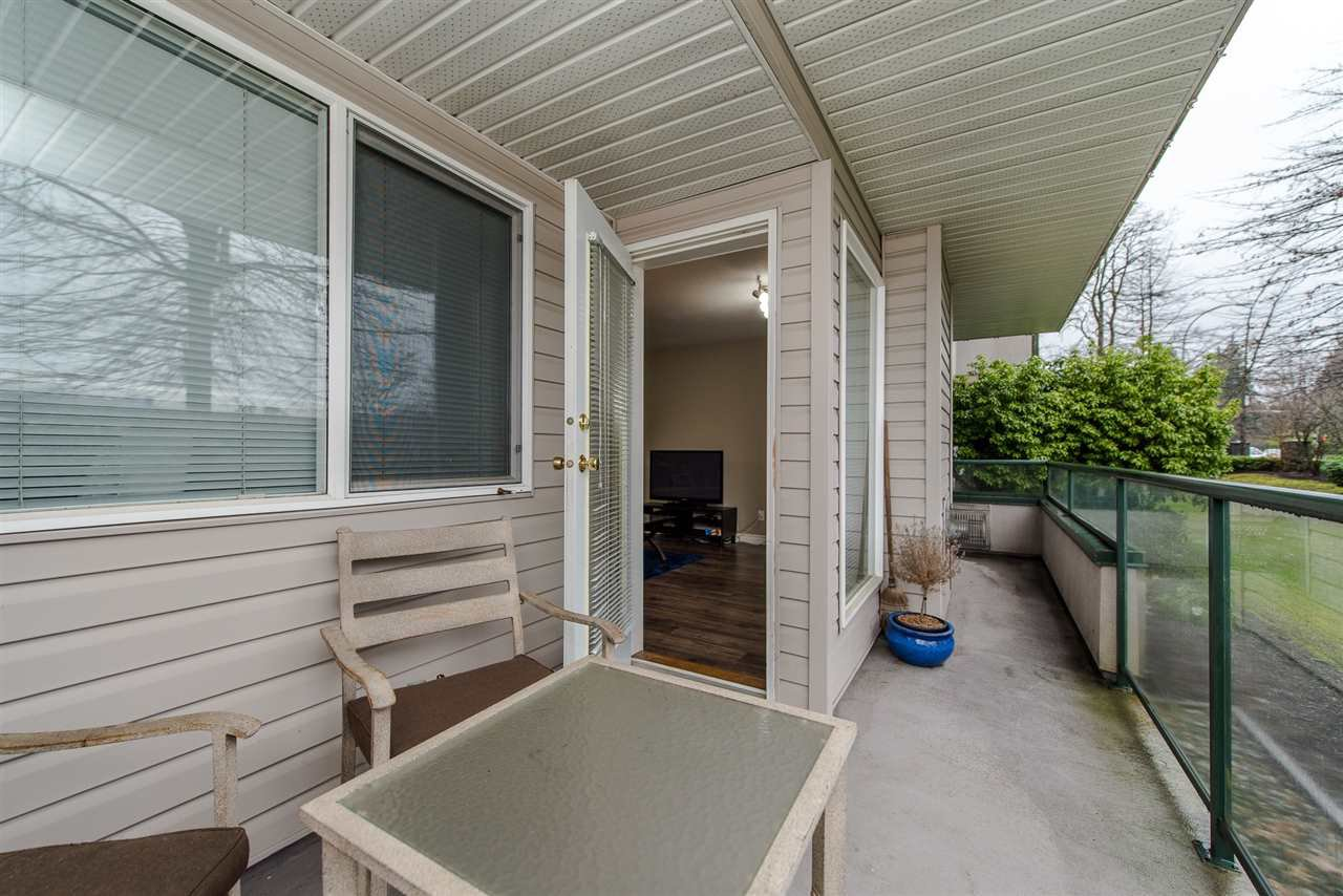 "Photo 19: Photos: 110 33738 KING Road in Abbotsford: Poplar Condo for sale in ""College Park"" : MLS®# R2149689"