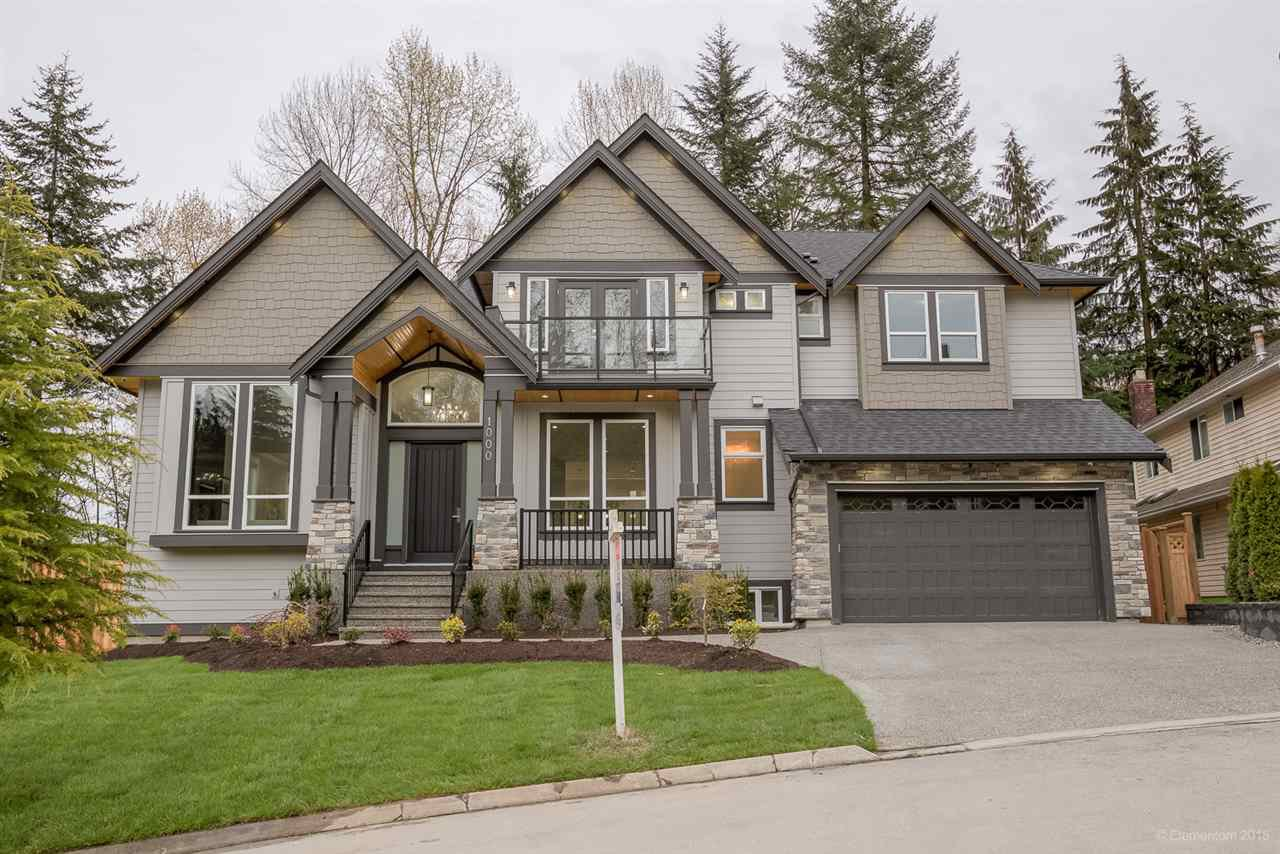 Main Photo: 1000 SEAFORTH Way in Port Moody: College Park PM House for sale : MLS®# R2158849