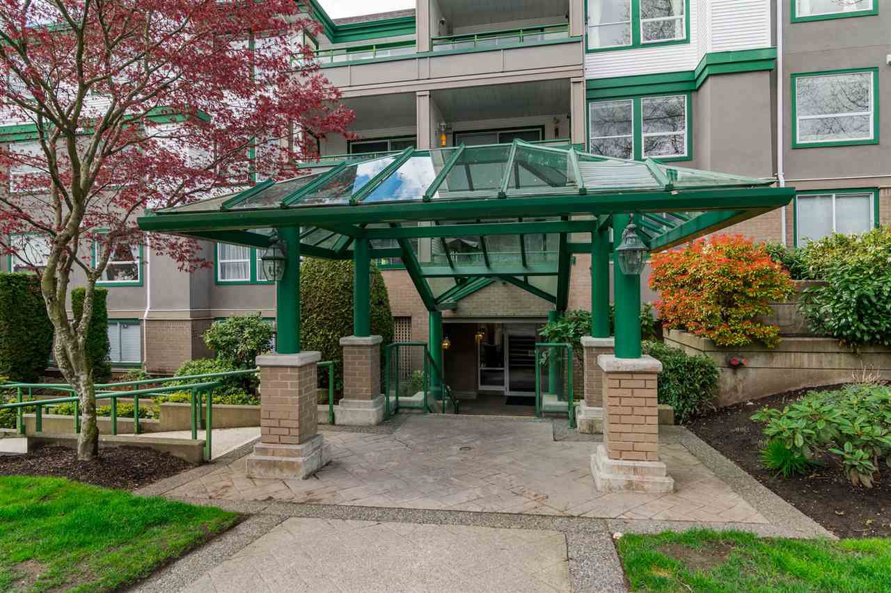 Main Photo: 103 1575 BEST STREET in Surrey: White Rock Condo for sale (South Surrey White Rock)  : MLS®# R2159081
