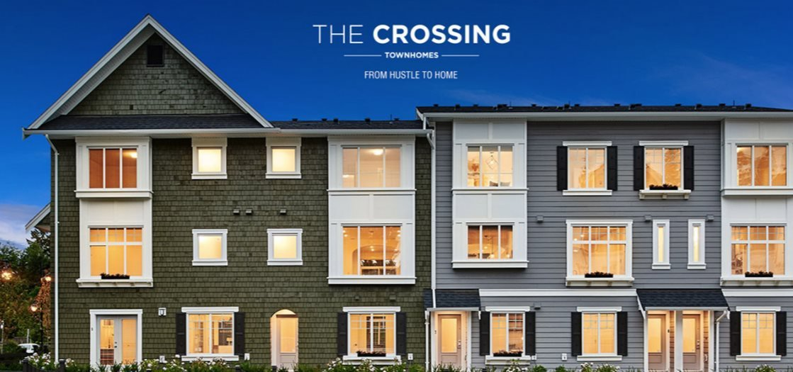 "Main Photo: 19 288 171 Street in Surrey: Pacific Douglas Townhouse for sale in ""The Crossing"" (South Surrey White Rock)  : MLS®# R2180705"