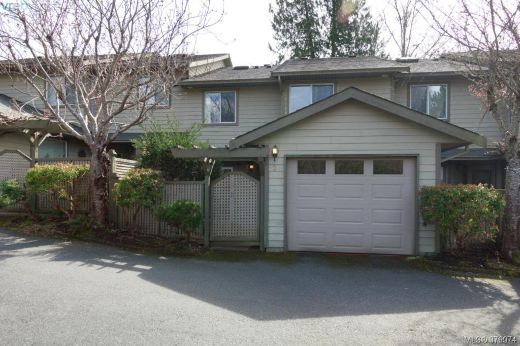 Main Photo: 3 2190 Drennan Street in SOOKE: Sk Sooke Vill Core Townhouse for sale (Sooke)  : MLS®# 379974