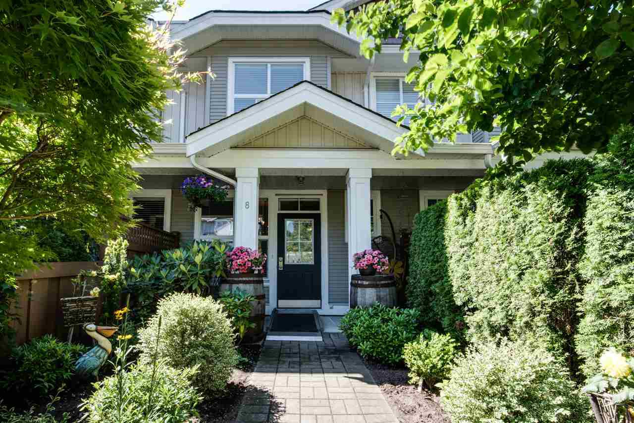 RARELY-AVAILABLE street-level access with main-floor AND basement entry with additional parking!