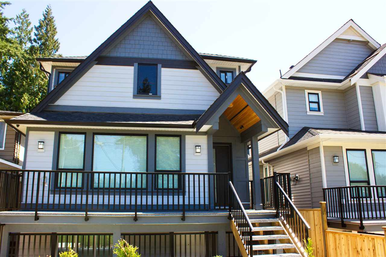 Main Photo: 3826 COAST MERIDIAN ROAD in Port Coquitlam: Oxford Heights House for sale : MLS®# R2142704