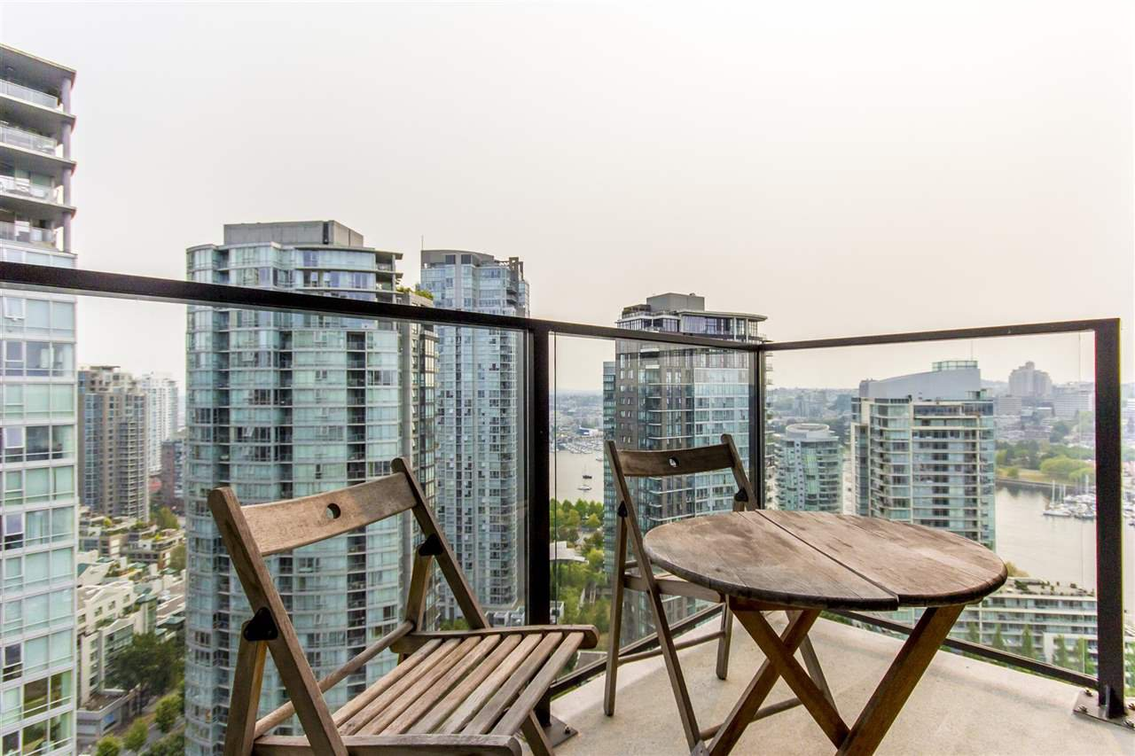 "Photo 6: Photos: 3106 583 BEACH Crescent in Vancouver: Yaletown Condo for sale in ""PARK WEST II"" (Vancouver West)  : MLS®# R2202819"