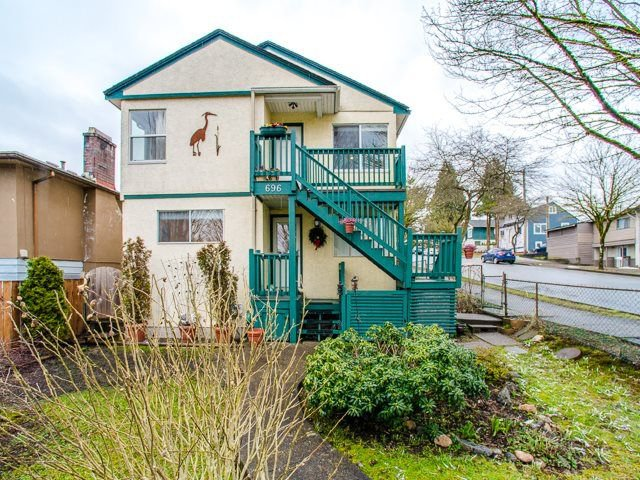 Main Photo: 696 RUPERT Street in Vancouver: Renfrew VE House for sale (Vancouver East)  : MLS®# R2244648