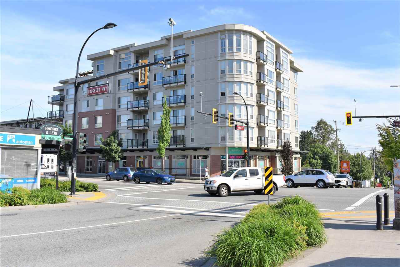 """Main Photo: 204 22318 LOUGHEED Highway in Maple Ridge: East Central Condo for sale in """"223 NORTH"""" : MLS®# R2274152"""