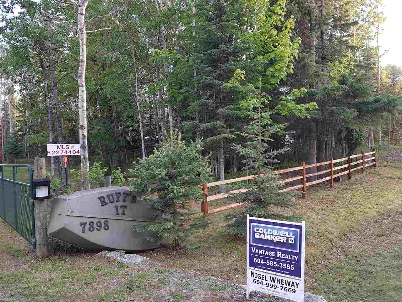 Photo 8: Photos: 7898 DEAN Road in Bridge Lake: Bridge Lake/Sheridan Lake House for sale (100 Mile House (Zone 10))  : MLS®# R2274404