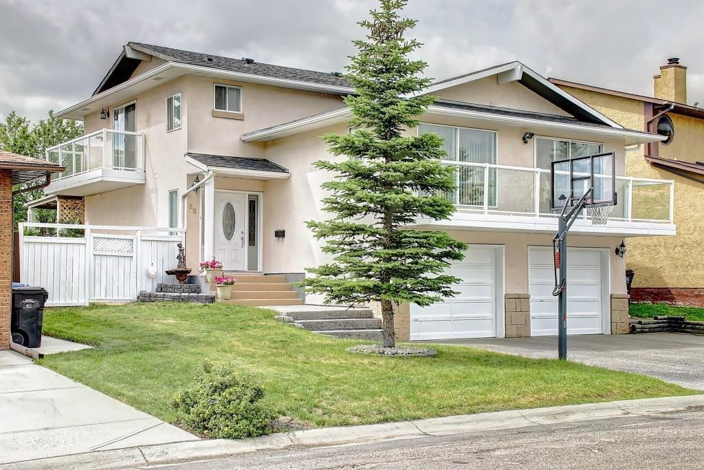 Main Photo: 83 CASTLEFALL Road NE in Calgary: Castleridge Detached for sale : MLS®# C4194335