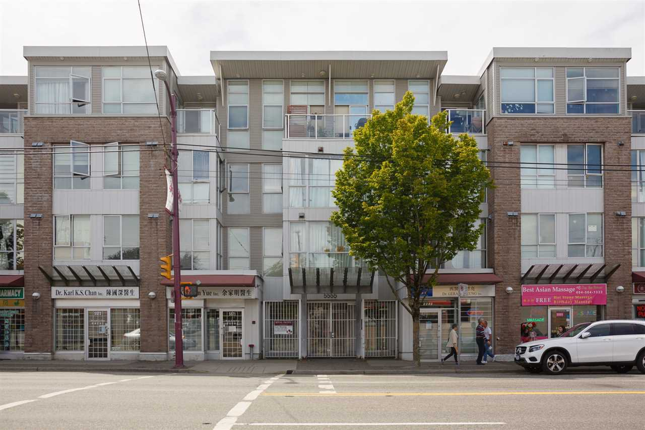 Main Photo: 201 5555 VICTORIA Drive in Vancouver: Victoria VE Condo for sale (Vancouver East)  : MLS®# R2333285