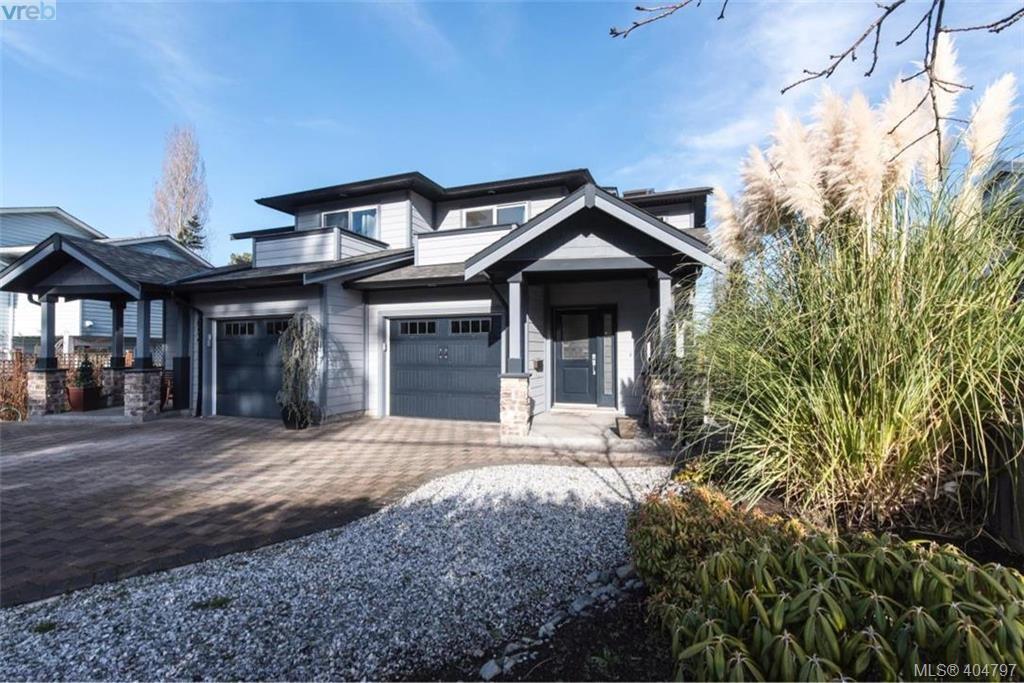 Main Photo: 1052 Colville Rd in VICTORIA: Es Gorge Vale Half Duplex for sale (Esquimalt)  : MLS®# 804385