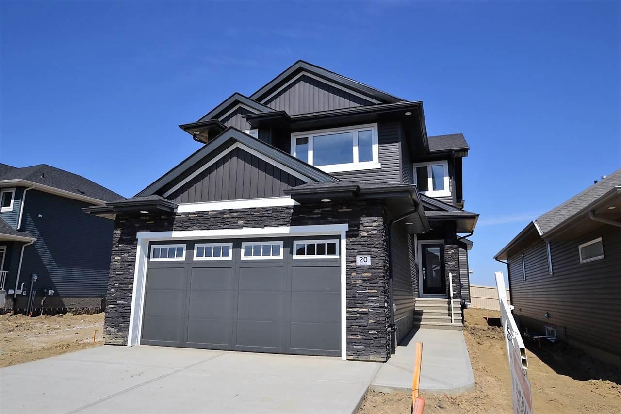 Main Photo: 20 EDISON Drive: St. Albert House for sale : MLS®# E4143461