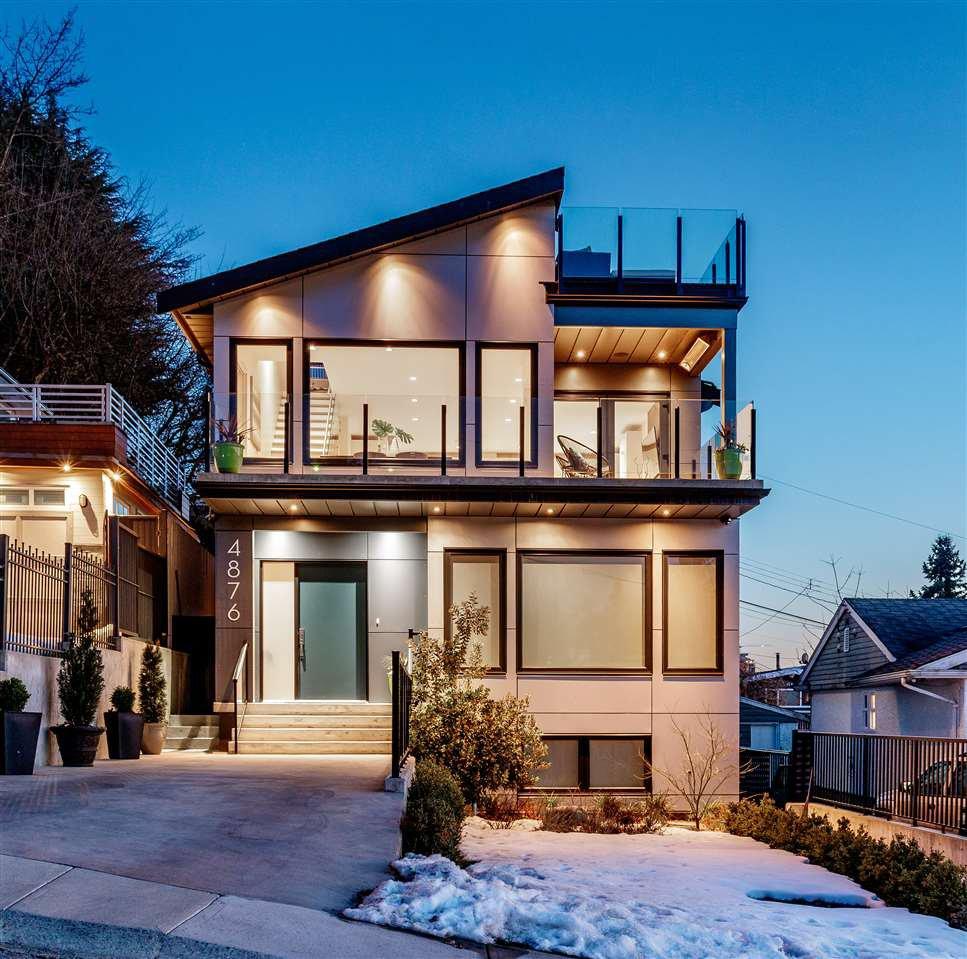 "Main Photo: 4876 ETON Street in Burnaby: Capitol Hill BN House for sale in ""CAPITOL HILL"" (Burnaby North)  : MLS®# R2345897"