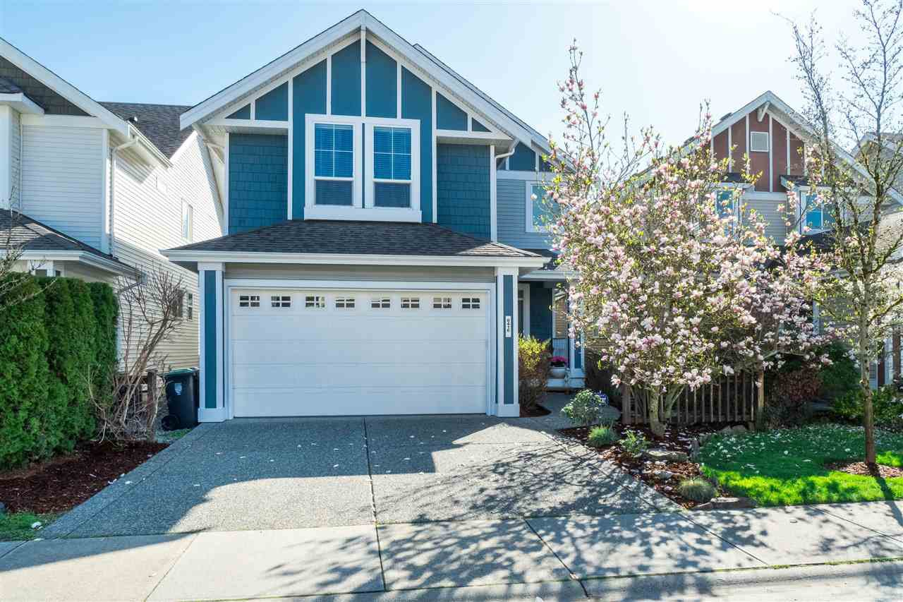"Main Photo: 8416 208A Street in Langley: Willoughby Heights House for sale in ""Yorkson Village by Morningstar"" : MLS®# R2354388"