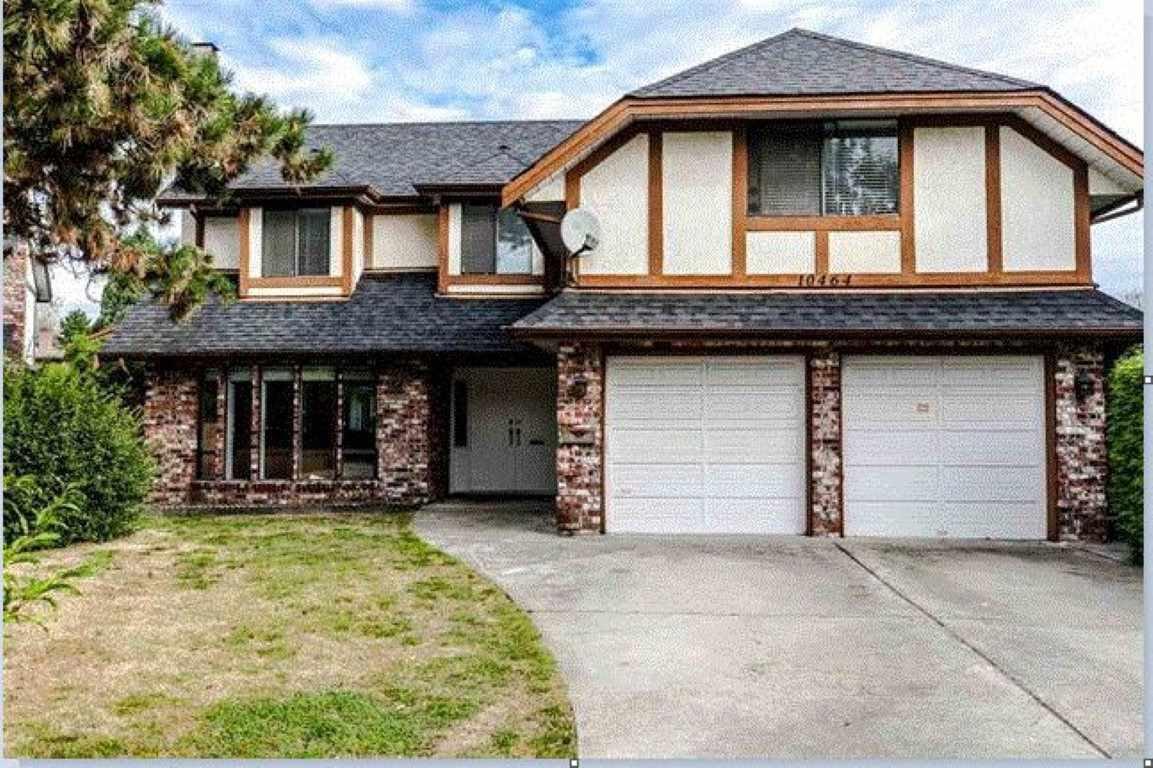 Main Photo: 10464 KOZIER Drive in Richmond: Steveston North House for sale : MLS®# R2356921