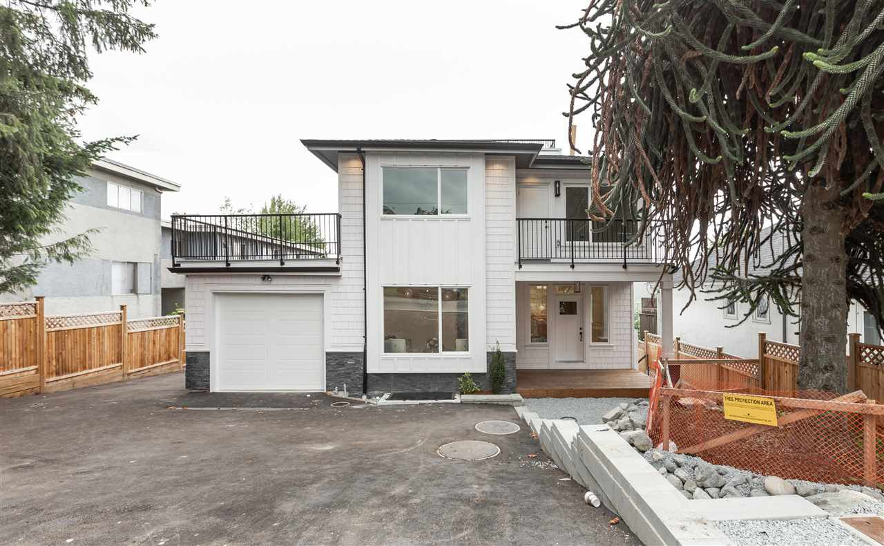 Main Photo: 1 1306 SIXTH Avenue in New Westminster: Uptown NW House 1/2 Duplex for sale : MLS®# R2393948