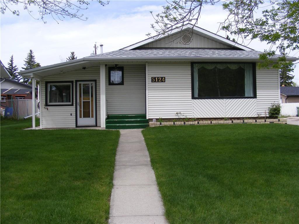Main Photo: 5124 FOURIER Drive SE in Calgary: Forest Heights Detached for sale : MLS®# C4299569