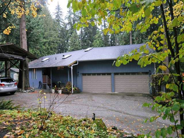Main Photo: 14294 Marc Road in Maple Ridge: Home for sale : MLS®# V1033882