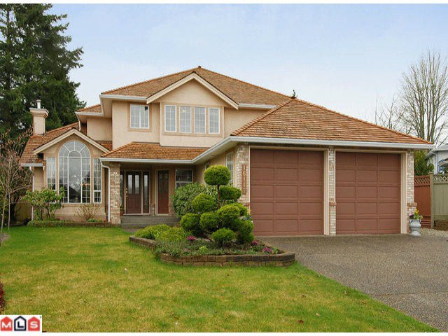 "Photo 1: Photos: 16147 14B Avenue in Surrey: King George Corridor House for sale in ""OCEAN VILLAGE"" (South Surrey White Rock)  : MLS®# F1108024"