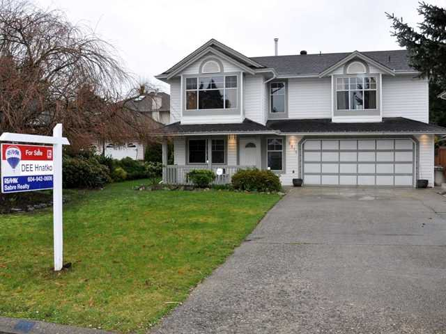 "Main Photo: 19416 123RD Avenue in Pitt Meadows: Mid Meadows House for sale in ""STEVEN'S MEADOWS"" : MLS®# V882036"