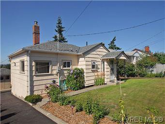 Main Photo:  in VICTORIA: SW Marigold House for sale (Saanich West)  : MLS®# 587125