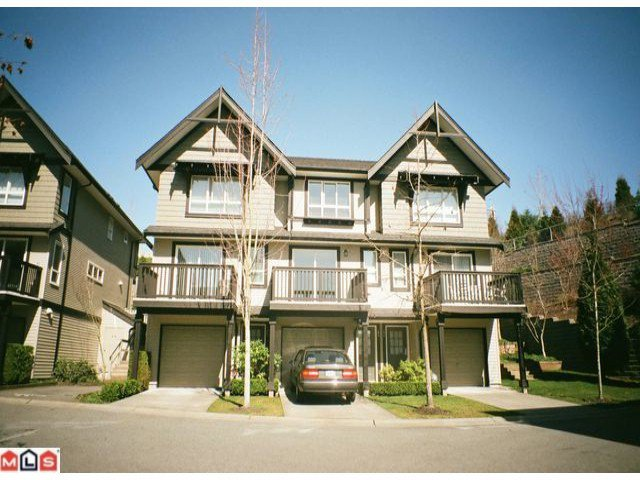 Main Photo: 163 6747 203RD Street in Langley: Willoughby Heights Condo for sale : MLS®# F1207647