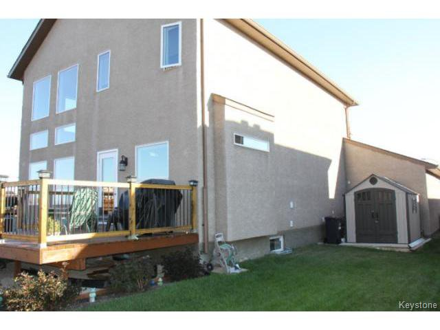 Photo 17: Photos: 91 Desrosiers Drive in WINNIPEG: Transcona Residential for sale (North East Winnipeg)  : MLS®# 1320703