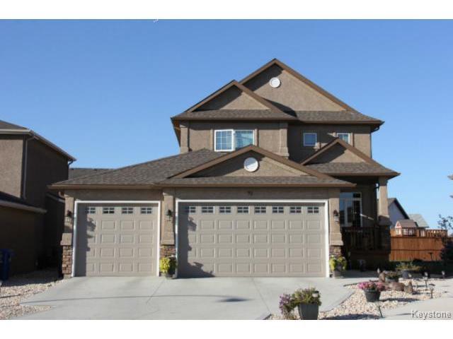 Photo 1: Photos: 91 Desrosiers Drive in WINNIPEG: Transcona Residential for sale (North East Winnipeg)  : MLS®# 1320703