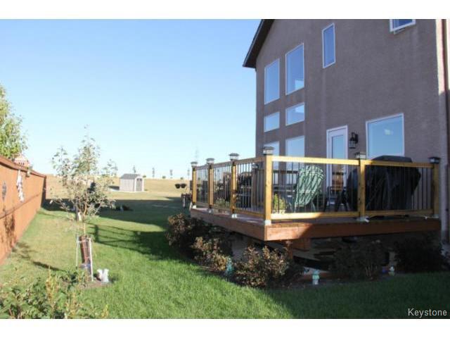 Photo 18: Photos: 91 Desrosiers Drive in WINNIPEG: Transcona Residential for sale (North East Winnipeg)  : MLS®# 1320703