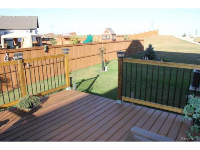 Photo 15: Photos: 91 Desrosiers Drive in WINNIPEG: Transcona Residential for sale (North East Winnipeg)  : MLS®# 1320703