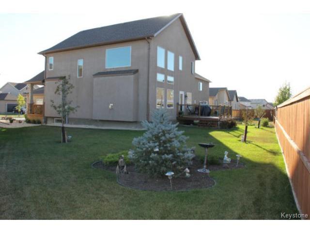 Photo 16: Photos: 91 Desrosiers Drive in WINNIPEG: Transcona Residential for sale (North East Winnipeg)  : MLS®# 1320703