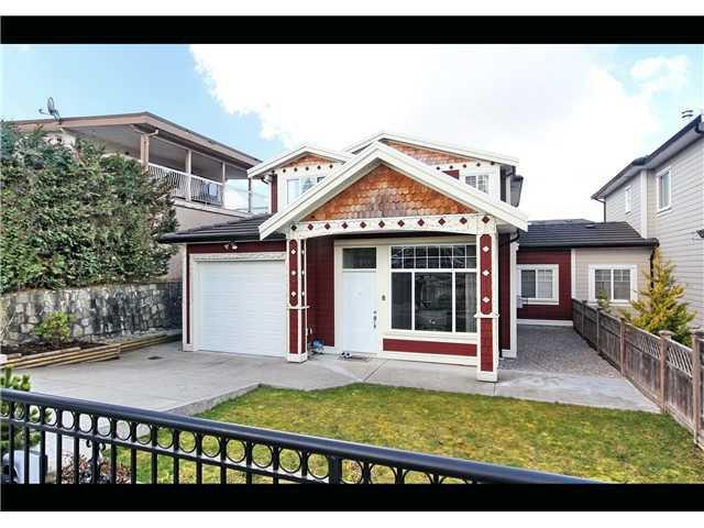 """Main Photo: 6283 WALTHAM Avenue in Burnaby: Upper Deer Lake House 1/2 Duplex for sale in """"Upper Deer Lake"""" (Burnaby South)  : MLS®# V1053850"""