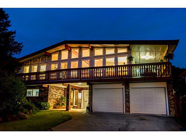 Main Photo: 7788 SPARBROOK Crescent in Vancouver: Champlain Heights House for sale (Vancouver East)  : MLS®# V1064426