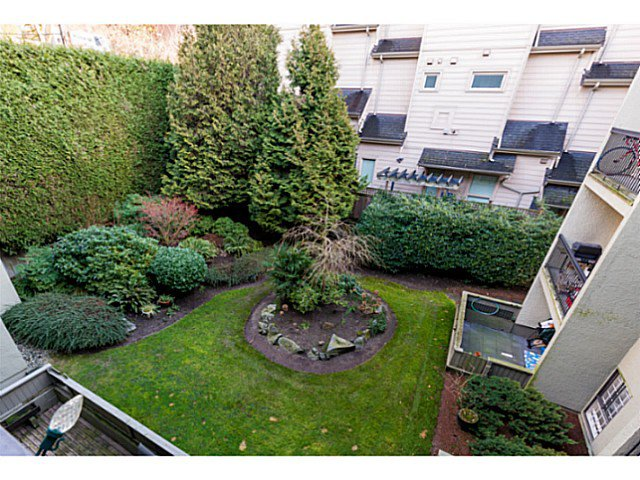 """Photo 16: Photos: 414 1215 PACIFIC Street in Vancouver: West End VW Condo for sale in """"PACIFIC PLACE"""" (Vancouver West)  : MLS®# V1100589"""