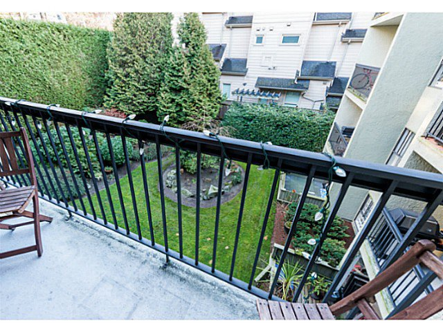 """Photo 15: Photos: 414 1215 PACIFIC Street in Vancouver: West End VW Condo for sale in """"PACIFIC PLACE"""" (Vancouver West)  : MLS®# V1100589"""