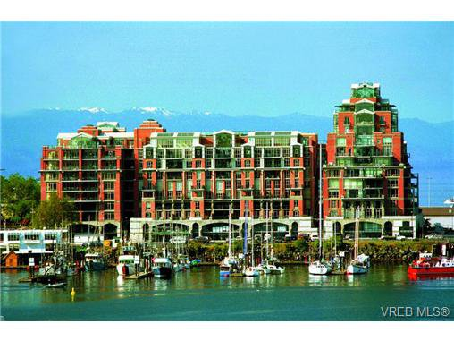Main Photo: 816 21 Dallas Road in VICTORIA: Vi James Bay Condo Apartment for sale (Victoria)  : MLS®# 366857
