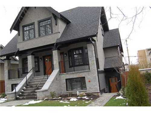 Main Photo: 2438 WEST 8TH Ave: Kitsilano Home for sale ()  : MLS®# V872832