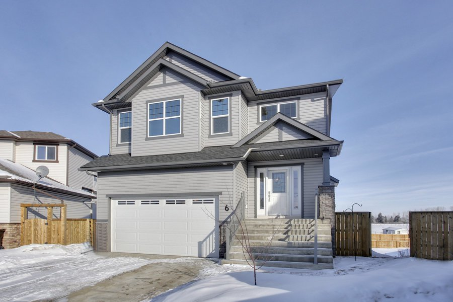 Main Photo: 6 Bondar Gate in Carstairs: 2 Storey for sale : MLS®# C3600399
