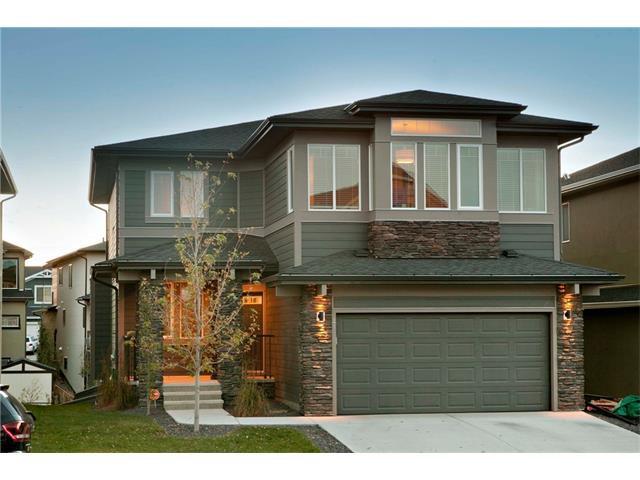 Main Photo: 21 CIMARRON SPRINGS Circle: Okotoks House for sale : MLS®# C4082316