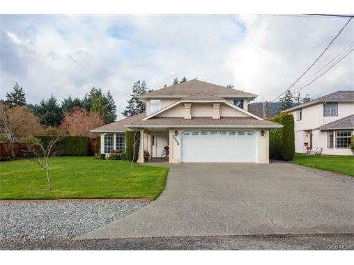 Main Photo: 2938 Robalee Pl in VICTORIA: La Goldstream Single Family Detached for sale (Langford)  : MLS®# 746414