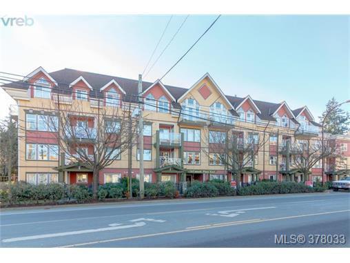 Main Photo: 410 655 Goldstream Avenue in VICTORIA: La Fairway Condo Apartment for sale (Langford)  : MLS®# 378033