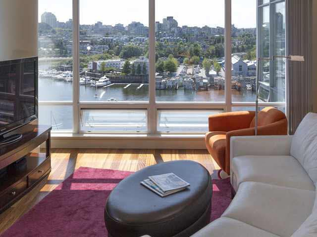 Main Photo: 1601 428 Beach Cr. in Vancouver: Yaletown Condo for sale (Vancouver West)  : MLS®# V1017441